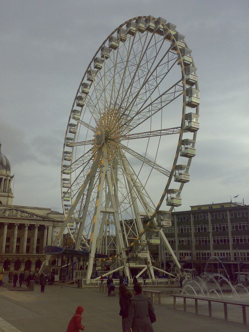 Nottingham eye 5
